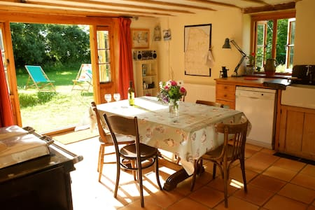 Little Barton Cottage, Hartland - Hus