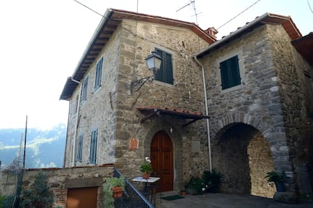 Casa in Mediavalle Garfagnana (lucca) - Gioviano - Casa