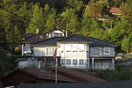 Luxury villa only 12 min from Bergen city center - Bergen