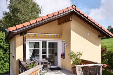 5 Sterne Appartement: Bergblick - Bad Endorf