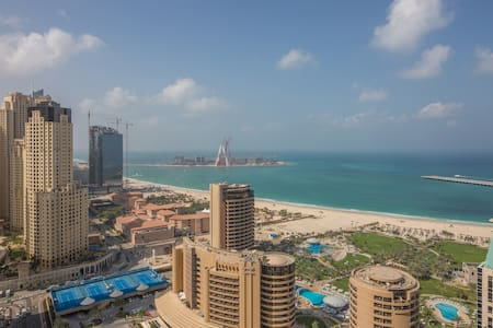 Amazing front sea view, marina - Dubai - Apartment