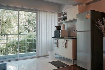 Newly built condo in Sathorn area - Bangkok - Wohnung