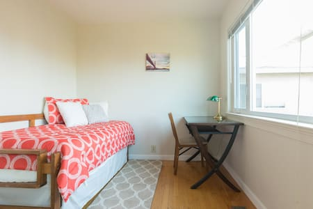 Safe&Cozy 2 blocks 2 BART Room 2 - El Cerrito - Haus
