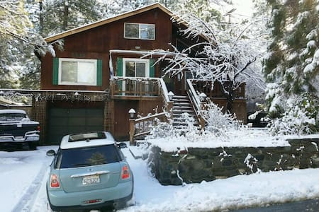 Mimi and Papi's Place - Wrightwood - Haus
