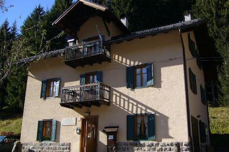 Ostello SanMartino sulle Dolomiti (1 singola) - San Martino di Castrozza - Dormitorio