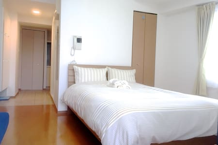 5-minutes from Shinjuku, Cozy Studio in Lively Are - Apartment