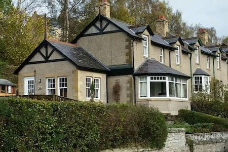 Idyllic Riverside Cottage - Rothbury