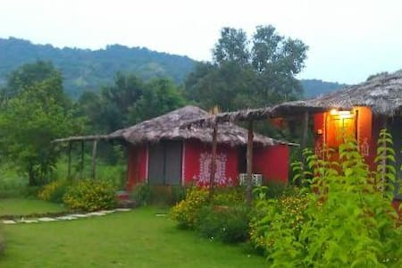 Organic Farm Resort for Nature Lovers - Cottage