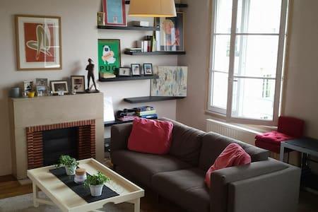 Bel appartement, centre ville Tours - Daire
