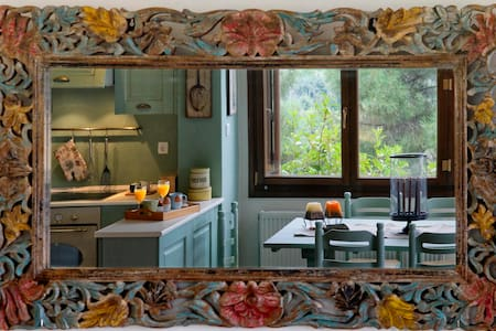 Maisonette at Milies, Pelion - 獨棟