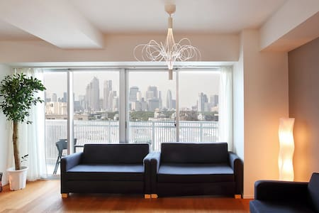 New Centra Park view Luxury Room mid Shibuya (tk7) - Daire