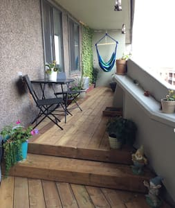Central Condo with lots to do - Ottawa - Appartement en résidence