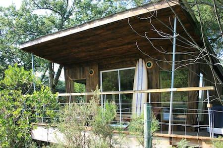 Cabane dans les arbres style Lifeguard - Ağaç Ev