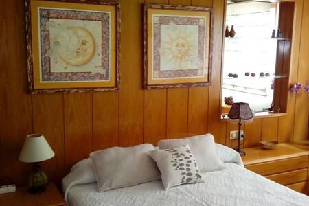 Habitación doble / Double room in Dénia (Alicante) - Dénia - Apartment