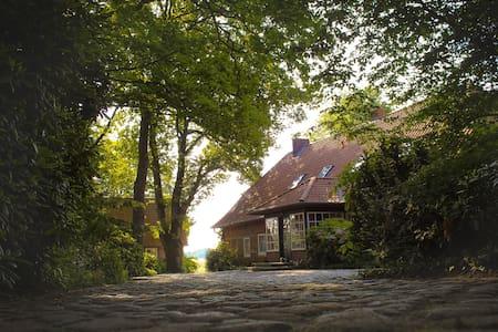 Idyllisches Familien Fachwerkhaus - Egestorf - Casa