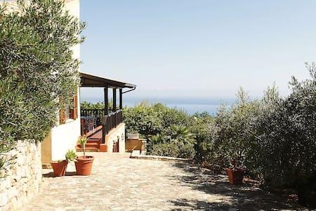 Villa Papillon, scopello TR - Scopello