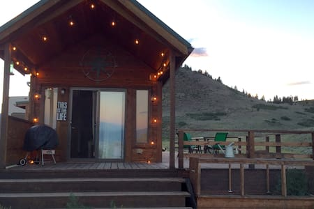 Cozy cabin with amazing views - Salida - Haus