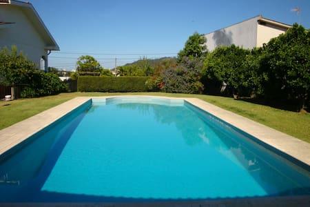 Maison avec piscine partagée - Viana do Castelo - Casa