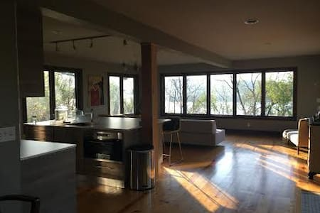 Panoramic Hudson River Views, Catskill NY - Catskill - Hus