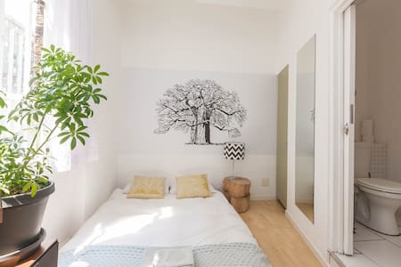 Edgy, Comfy Apartment Braamfontein - Johannesburg - Appartement