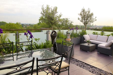 Huge 2 Bed Penthouse with Terrace - Londres - Pis