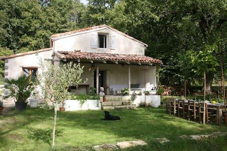 La Milou - luxurious hideaway holiday home for 6 - Saint-Antoine-Cumond - Haus
