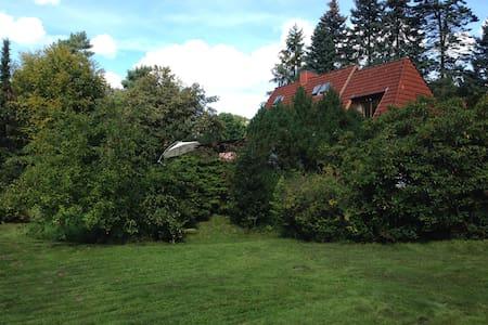 Haus im Park - Zentrum HH: 25 Min - Reinbek - House