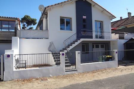 Jolie maison au coeur de RONCE LES BAINS (2/4pers) - Casa