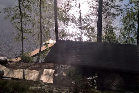 A new holiday house on the lake in Hämeenlinna - Hämeenlinna - Villa