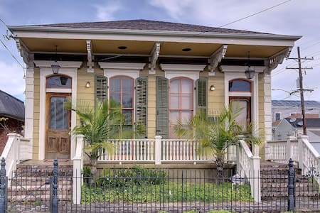 CONSTANCE HOUSE - New Orleans