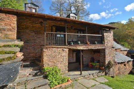 Casa Rural El Souto. *** El Bierzo (León) - Casa