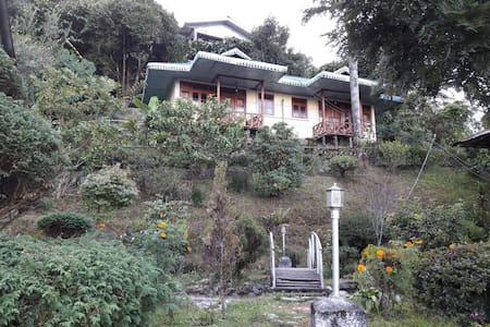 Cottage - Teen Taley Eco Garden Resort - Gangtok - Chalet