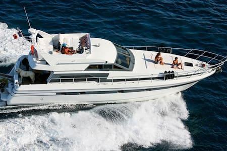 Yacht 15 M. Port de Saint Tropez - Saint-Tropez - Bateau