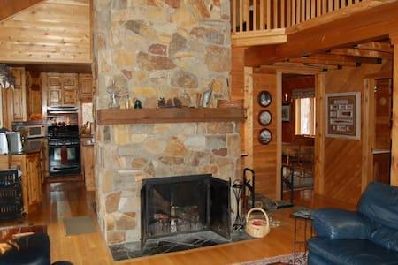 Gorgeous Moosehead Lake view Cabin - Rumah