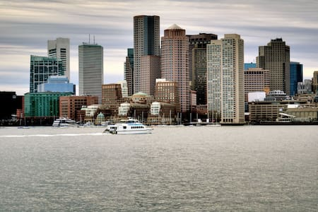 Harbor Side 1BR Nr. Airport & Train - Boston - Apartment