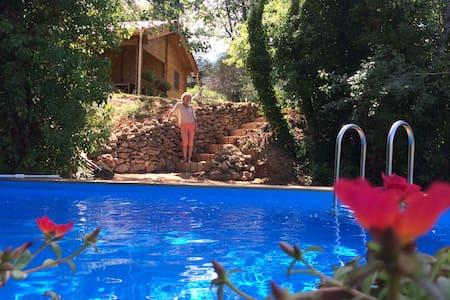 Petite villa chaleureuse - Salernes