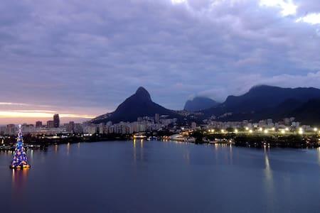 A Melhor Vista do Rio de Janeiro, cheia de Luxos - Apartamento