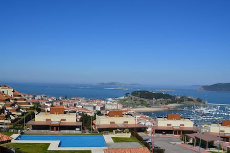 House with stunning views in Baiona - Apartament