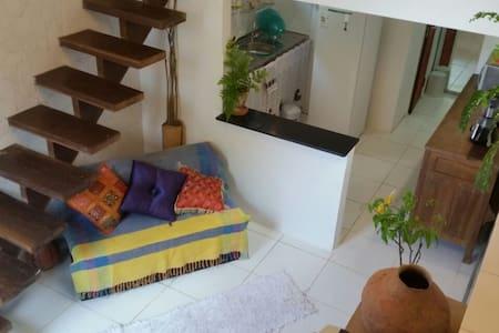 Confortável acomodação no Jardim Botânico - RJ - Rio de Janeiro - House
