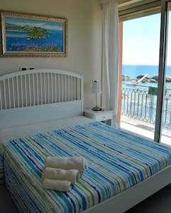 Wonderful double room taorminaxos - Giardini Naxos - Apartment
