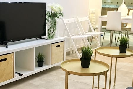 Enjoy life in our apartment. Wifi + parking - Guardamar del Segura - Apartamento
