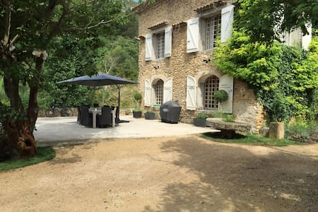 17th Century Mill House, Provence - Uchaux