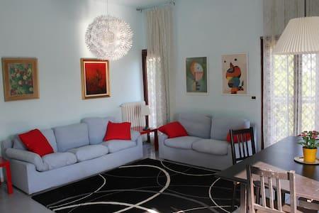 Villa Rosa - Appartamento 95mq Pietra Ligure - Lejlighed