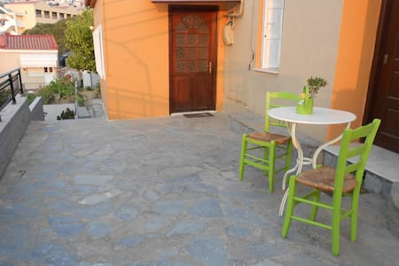 Traditional House in Samos Vathi -  City Centrum. - Samos - House