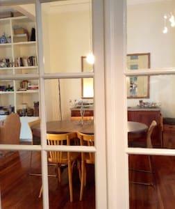 Habitación luminosa en Congreso - Buenos Aires - Apartment