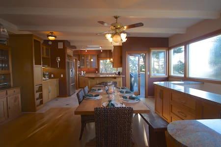 Unique Family Beach House - Casa