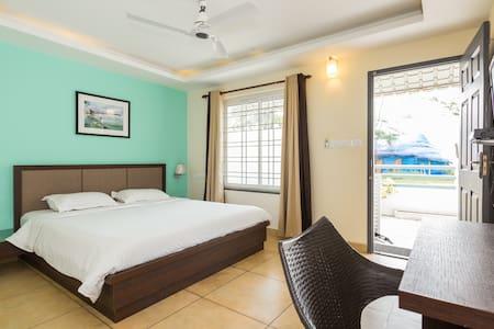 Beachfront Room at Casabella - Vypin