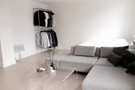 Modern apartment with balcony near City and beach! - København - Apartment