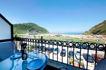 Orio- San Sebastian, on the beach - Leilighet