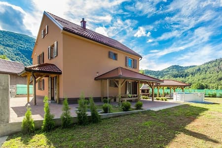 OLYMPIC HOUSE IN NATURE! - Vrelo, Ogulin